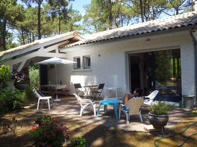 Photo for Holiday house for rent in Lacanau