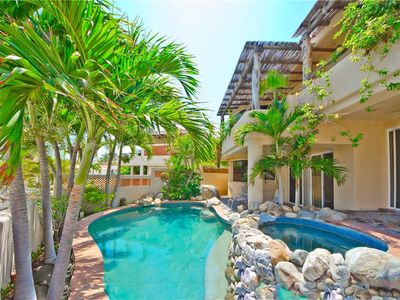 Photo for Villa Ballena - Charming Villa with Lush Landscaping in Great Cabo Location!