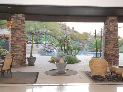 Photo for Beautiful open Mesa home with a large pool