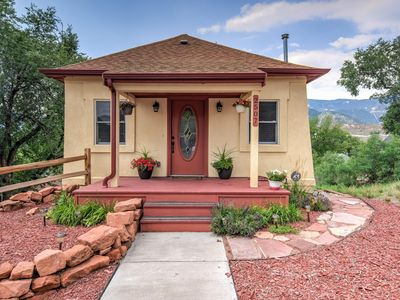 Photo for Fabulous location in the heart of Old Colorado City with views of Pikes Peak