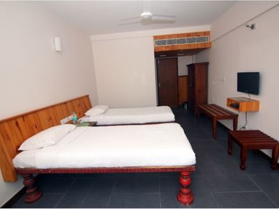 Photo for 204 DOUBLE ROOM WITH SINGLE COTS