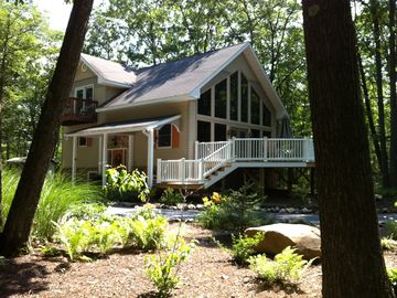 Stunning Home Located In The Peaceful Tioga Mountains WiFi Now Available!