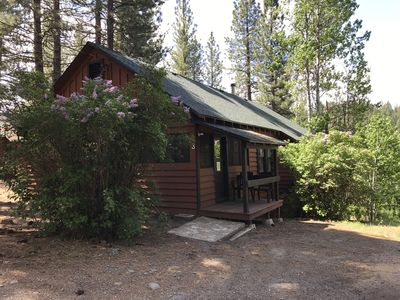 Photo for Amazing River Views! ~ Cabin on 40 acres along Scenic Feather River