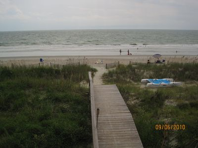 Labor Day Weekend & Our Beach is Spacious