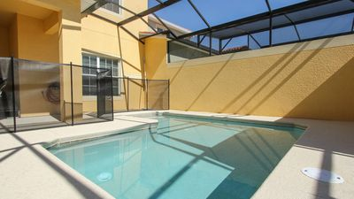 Photo for Luxury 4 Bedroom House on Paradise Palms Resort, Orlando Townhome 1210