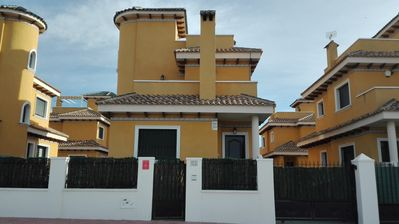 Photo for Large Detached Villa in Lagunas de la Mata