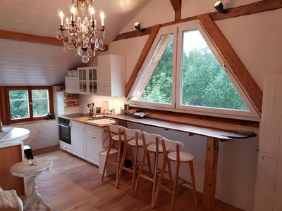 Photo for Apartment Wildhaus for 2 - 4 people - Apartment in farmhouse