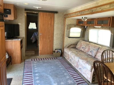 Photo for RV 1-1 With Large Florida room at Zachary Taylor RV Resort