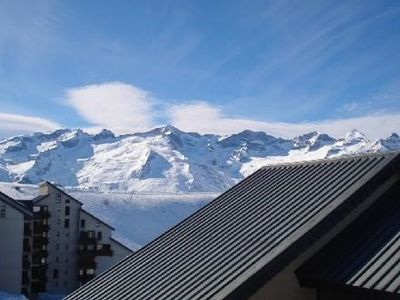 Photo for Apartment with slopes direct access - Superbagneres