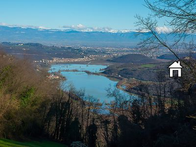 Photo for Close to Venice, house with character and amazing view on the lake and green hills.