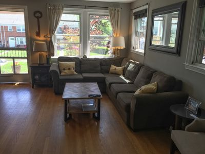 Photo for Walk to Downtown Towson and Towson U- Centrally Located near Baltimore and more!