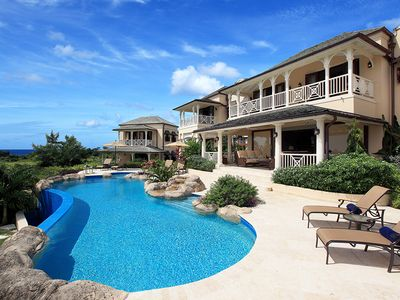 Luxury 6 Bedroom Villa On The Exclusive Royal Westmoreland Resort from £1125