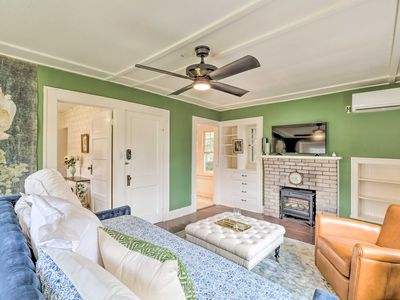 Photo for NEW! Gainesville Cottage w/Sunroom & Covered Porch