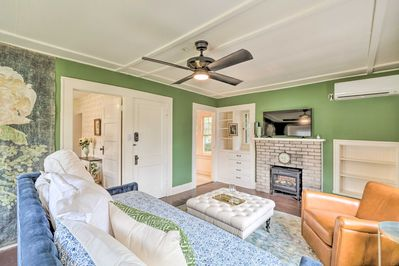Make yourself at home in this Gainesville vacation rental cottage.