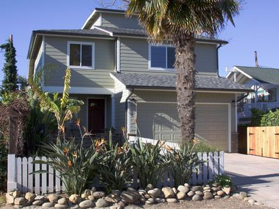 Photo for Freshly Redone Carpinteria beach district home