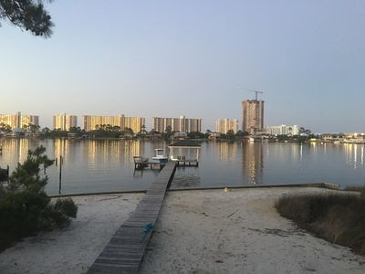 Photo for Cotton Bayou Getaway - Bring your boat!