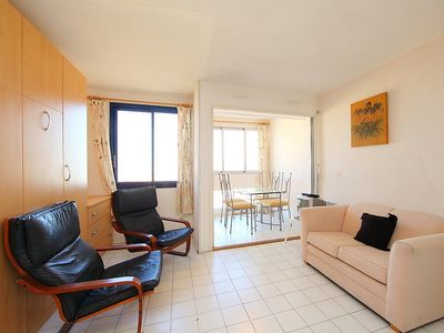 Photo for Apartment 1.1 km from the center of Canet-en-Roussillon with Internet, Lift, Washing machine (110779)
