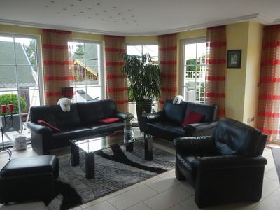 Photo for Carpe Diem - 140sqm - with fireplace - dogs welcome