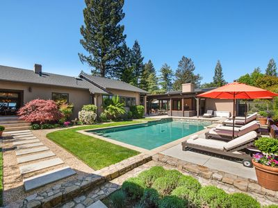 Photo for Experience Resort Style Living in the Napa Valley with Resort Style Amenities