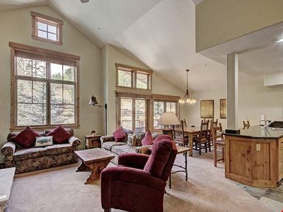 Photo for Charming and Spacious 2 Bedroom Townhome for Your Perfect Ski Getaway!