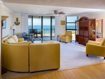 Photo for 10th Floor Corner Unit with Spectacular  Gulf Views!