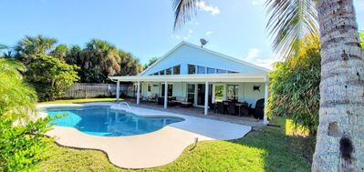 Pelican Pad - Four Bedroom home with private pool
