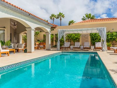 Photo for Palm Hills Villa · BRAND NEW! Gorgeous 3BR w/Cabana at Tierra del Sol