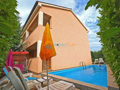 Photo for Apartment 928/2195 (Istria - Stinjan), Romantic accommodation, 800m from the beach