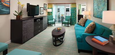 Photo for Harborside Resort at Atlantis- Full Resort Access- 2 Bedroom Lockoff Villa