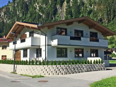 Photo for 2016 newly built luxury holiday home near the ski resorts Mayrhofen