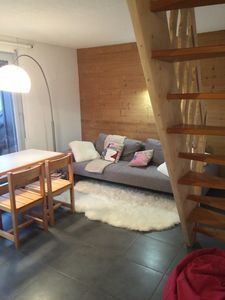 Photo for Contemporary duplex 200m from the slopes and near the center of the village