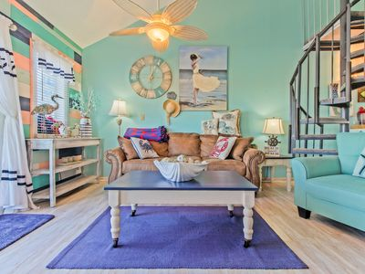 Photo for Beautifully Remodeled family friendly Condo,  Oceanfront and Sound front