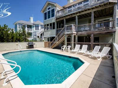 Photo for Sea Turtle | 562 ft from the beach | Dog Friendly, Private Pool
