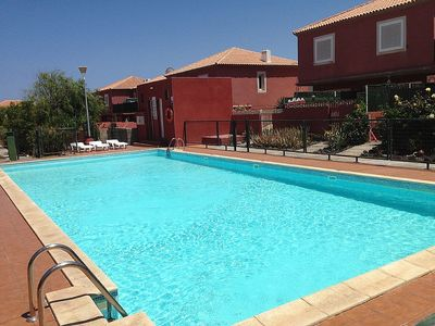 Photo for Private terrace / Pool / FREE WIFI / TV SAT (bbc, itv, sky news, channel 4..),