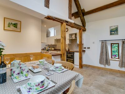 Photo for Superior barn conversion offers immaculate accommodation and charming character features in pictures