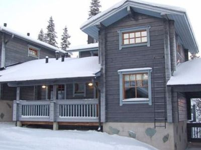 Photo for Vacation home Vuosselin trio b in Kuusamo - 6 persons, 2 bedrooms