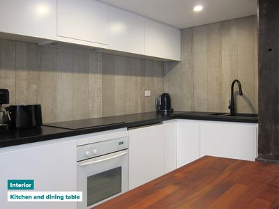 Photo for Huge creative warehouse apartment. Walk to CBD!