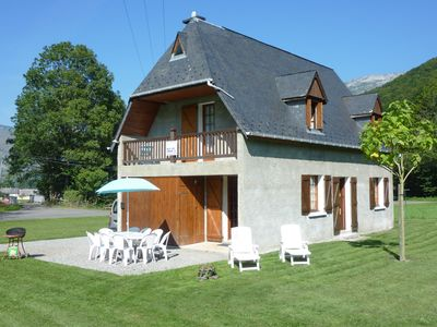 Photo for Chalet du Tourmalet 10 minutes from the Mongie town departure for the Pic du Midi