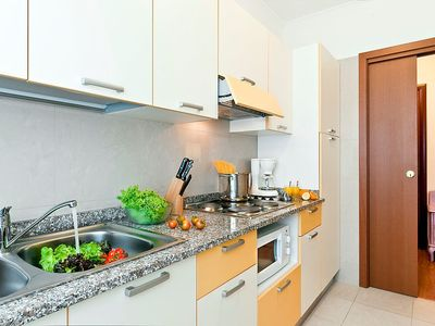 Photo for Apartment in the center of Baveno with Internet, Pool, Air conditioning, Lift (124337)