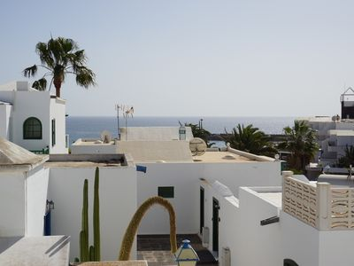 Photo for Chalana House is a bright apartment with sea views 200m from the beach