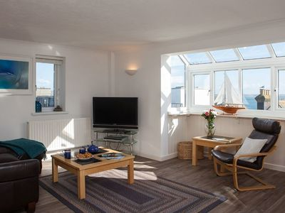 Photo for Number One - Stones Court, St Ives - Sleeps 6 with Parking