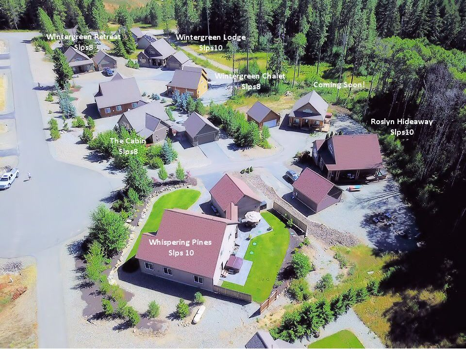 50 off affordable mountain cabin near lake cle elum for Cle elum lake cabins