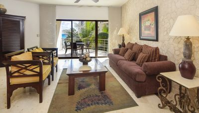 Photo for Beautiful Front Beach 2 bedroom
