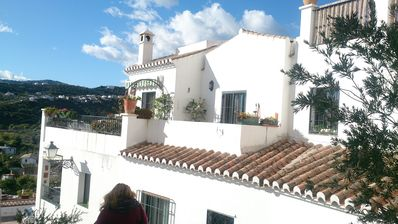 Photo for Frigiliana: Apartment/ flat - FRIGILIANA