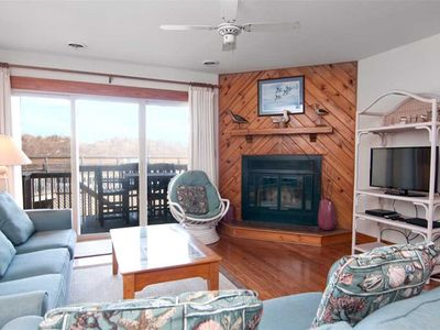 Photo for The Quay E3: Oceanfront townhome in Nags Head, community tennis courts and pool.
