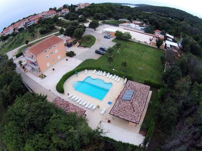 Photo for Pool Apartment A12 (2+2), Villa Rok