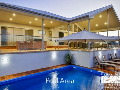 Photo for 27 Kestrel Place - With Pool and Jetty