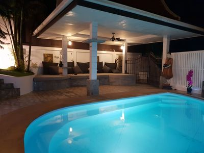 Photo for PATONG DESIGN VILLA 3 BDRS PRIVATE POOL 6 PAX