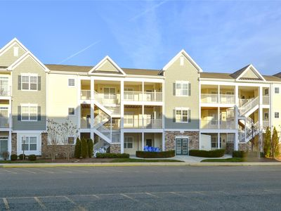Photo for LINENS & DAILY ACTIVITIES INCLUDED*!. The Grande at Canal Pointe Community! Enjoy your beach vacation with this beautifully furnished brand new 3 bedroom and 2 bath condo located on the 2nd floor new to our inventory!