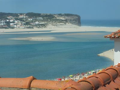 Photo for VILLA IN FOZ DO ARELHO WITH 5CH, WIFI, TELEVISION AND VIEW ON THE LAGOON OF OBIDOS